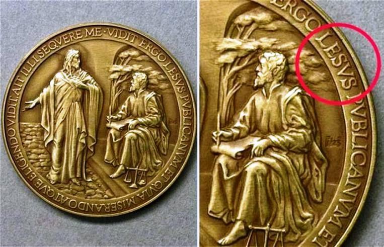 Papst Franziskus (IHS) als Führer der Weltreligion - Seite 6 Jesus-misspelled